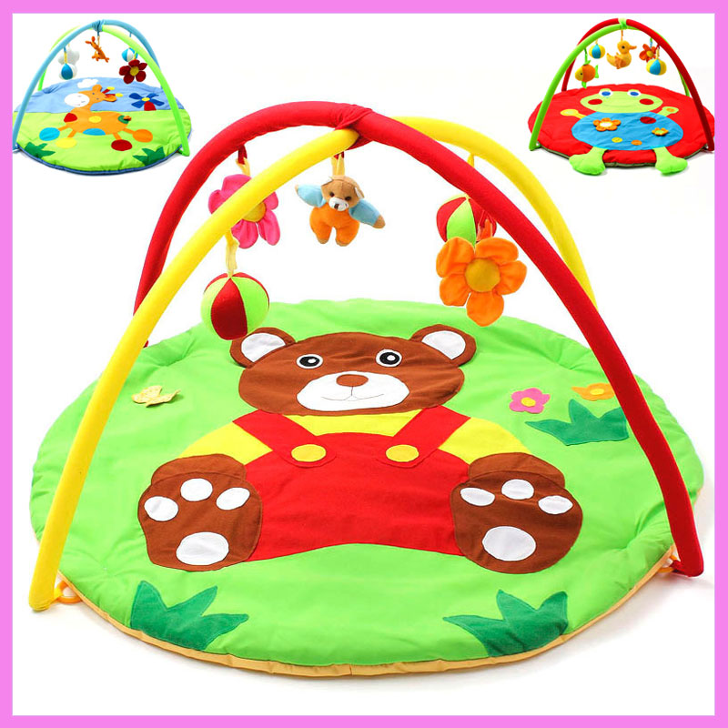 Kids Game Blanket Toy Bundle Baby Gym Activity Baby Play Mat Baby Crawling Creeping Carpet Magic The Gathering Playmat with Toys magic the gathering амонхет – бустер