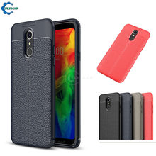 Fitted Case for LG Q7 7Q Q610 Silicone Soft TPU Mobile Phone