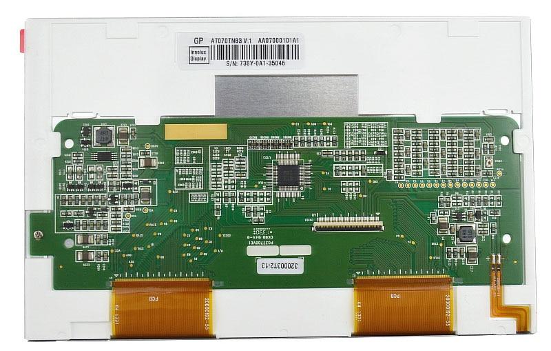 original new at070tn83 v.1 LCD screen 7-inch new group of high-definition LCD high-definition LCD b101xt01 1 m101nwn8 lcd displays