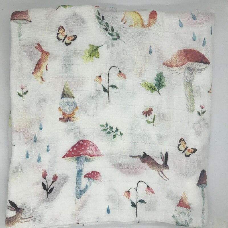 2018 nieuwe baby mousseline dekens kwaliteit beter dan Aden Anais - Beddegoed - Foto 3
