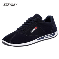 ZENVBNV 2017 Man Casual Shoes Men Summer Autumn Style Mesh Flats For Men Loafer Casual Shoes