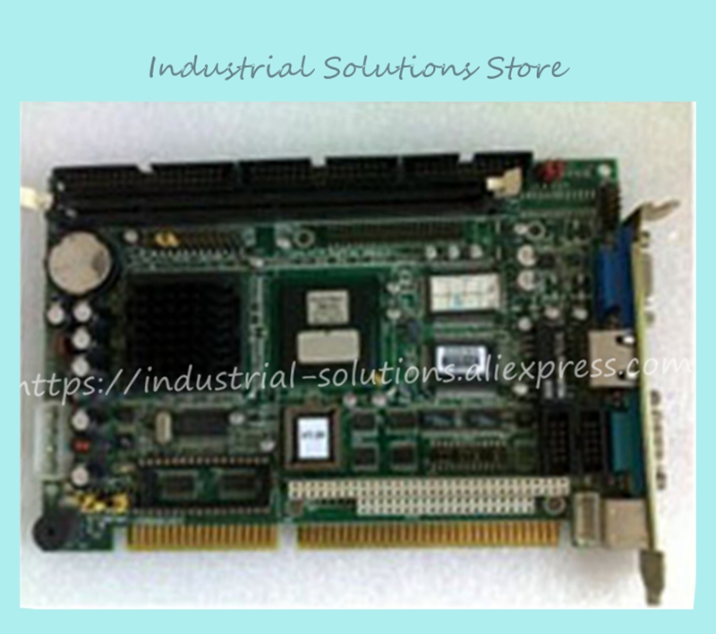 Industrial Motherboard PCA-6753 Low Power ISA Long CPU Card 100% tested perfect quality pca 6008vg industrial motherboard 100% tested perfect quality