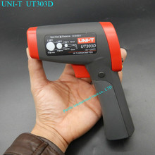 On sale Non Contact  Laser Gun IR Thermometer UNI-T UT303D Infrared thermometer LCD digital display -32~1250 degree