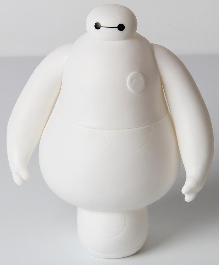 Action Figure Pengiriman Gratis Warna Putih Plastik Baymax Pria
