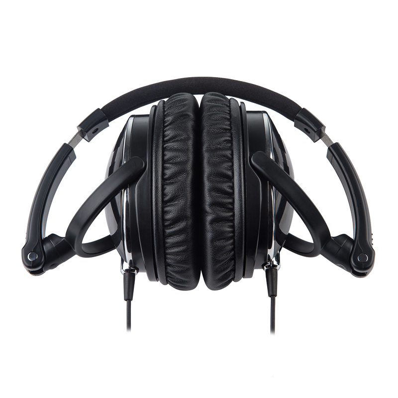 Active Noise Cancelling Headphones High Performance Over Ear Foldable HD Headset Reduce 85% Ambient Noise With Airline Adapter bone conduction earphones headset over ear headphones active noise cancelling hifi neckband for music listening to the phone