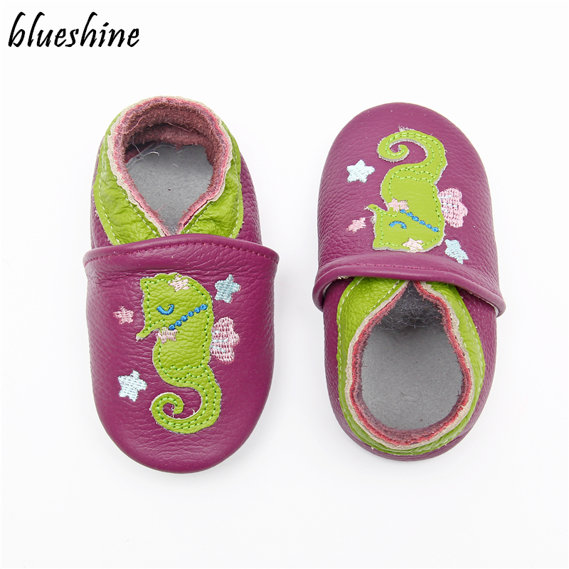 Infant Slippers Toddler Moccasins Baby Shoes 12-18 First-Walkers Girls Kids Cartoon