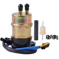 DWCX 8mm 60LPH Fuel Pump Replaces Filter for Kawasaki Mule 3020 3010 3000 2510 2520 1000 UTV