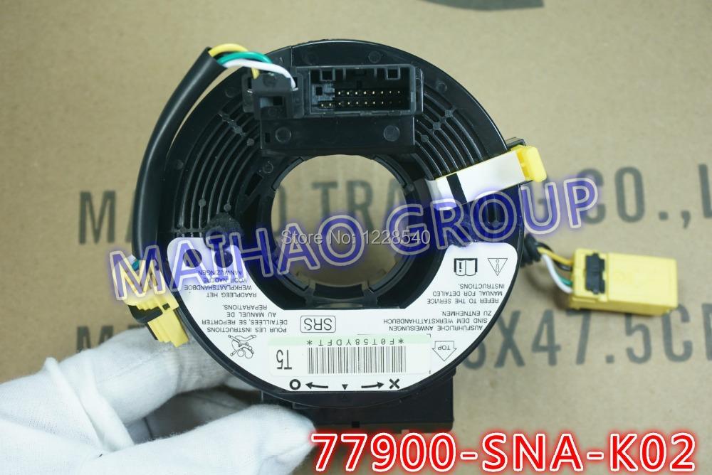 Prix pour Livraison gratuite de haute qualité ressort Spiral Cable d'horloge SubAssy pour Honda Civic 06 - 11 77900-SNA-K02 77900SNAK02