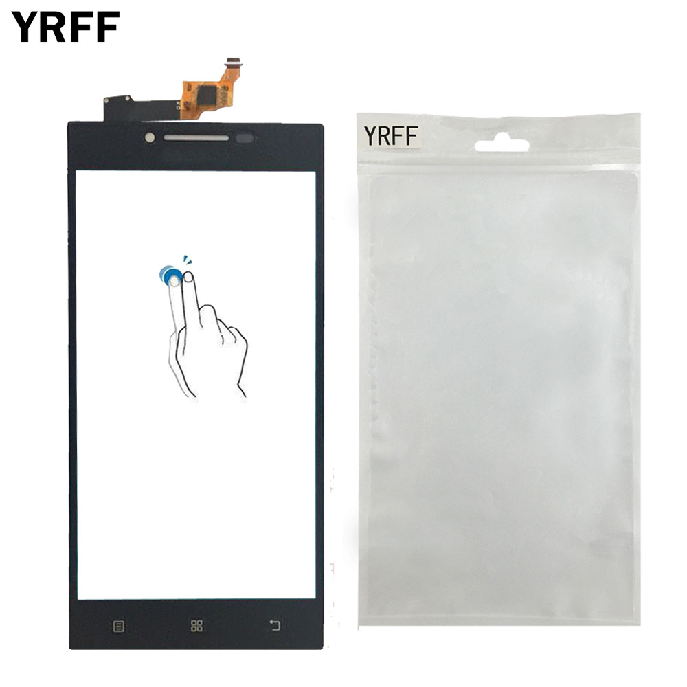 Image 5 - YRFF 5.0 For Lenovo P70 P 70 Touch Digitizer Screen Front Glass Phone Part Smartphone Panel Repair Tools Protector Film Adhesive-in Mobile Phone Touch Panel from Cellphones & Telecommunications