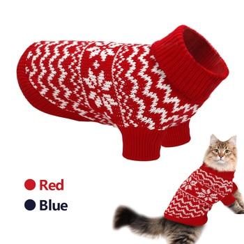 Cat Winter Sweater