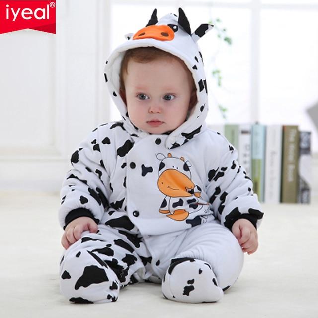IYEAL bebé recién nacido niña niño ropa de invierno ropa de bebé pantalones  de algodón para abdceb4ea19