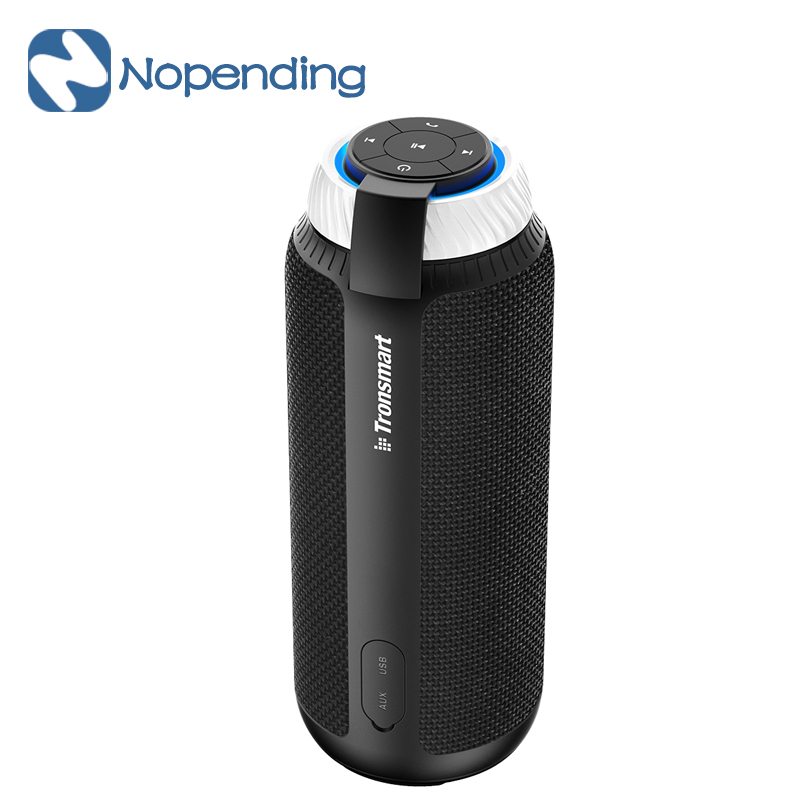 NEUE Tronsmart Element T6 Bluetooth 4,1 Tragbare Lautsprecher Drahtlose Soundbar Empfänger Mini Lautsprecher USB AUX für IOS Android Xiaomi