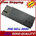 Bateria do portátil para Dell Latitude D620 D630 D630c D630N D631 D631N D830N Precision M2300T G226 UD088 TD117 TD175 TD116 TC030