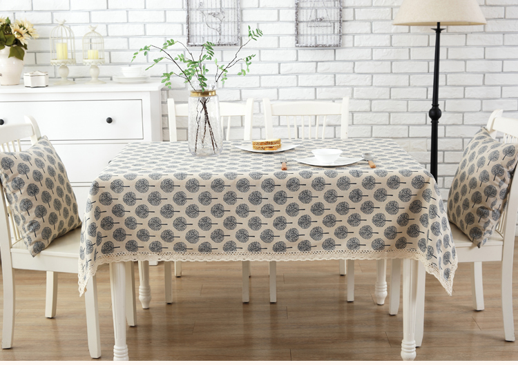 New Arrival Japanese Minimalist Theatrical Cotton Cloth Tablecloths Coffee  Table Computer Desk Table Cloth Cover Cloth In Tablecloths From Home U0026  Garden On ...