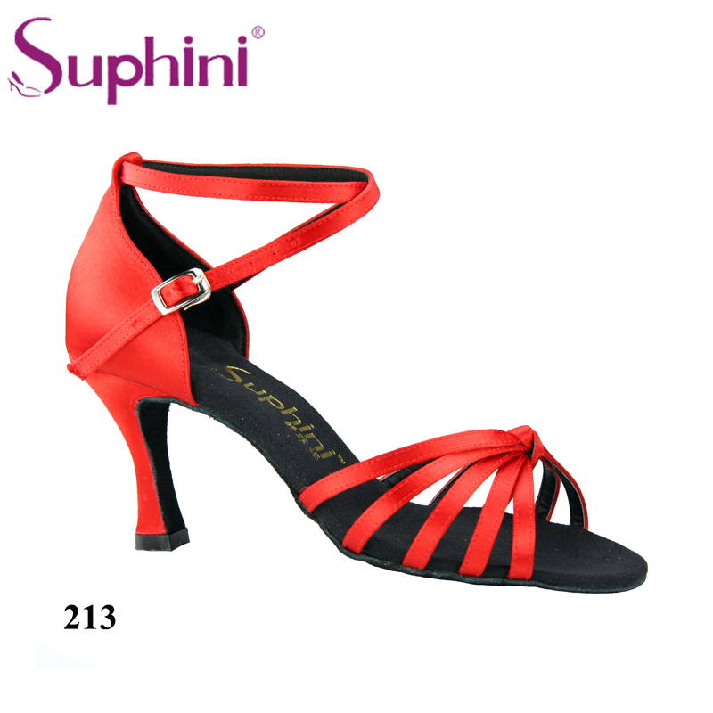 Free Shipping Professional Dance Shoes 100% Handmade Latin Dance Shoes, High Quality Basic Salsa Suphini Dance Shoes