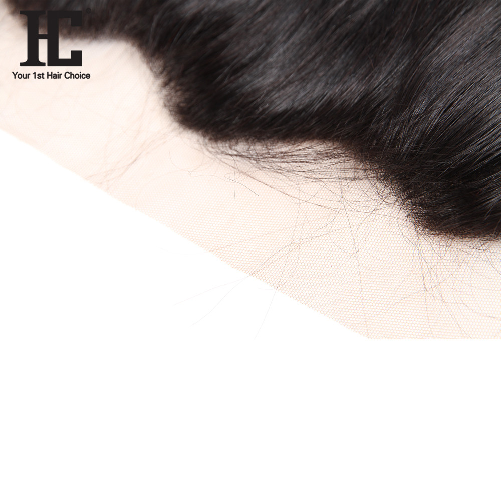 HTB1aJcBhcuYBuNkSmRyq6AA3pXaR HC Brazilian Body Wave With Frontal Ear To Ear Lace Frontal Closure With Bundles Non Remy Human Hair Weave 3 Bundle With Frontal