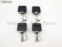 XYQPSEW SET OF 4 For Ford Lincoln Mercury Genuine OEM Tire Pressure TPM TPMS Sensor 4L2T-1A150-BA(China)