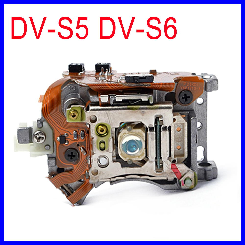Free Shipping Original Optical Pick-up For Pioneer DV-S5 DV-S6 CD DVD Spare Parts Laser Lens Lasereinheit ASSY Unit DV S5 DV S6 laser head dvd v7 dvd 804c
