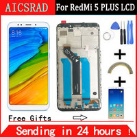 AICSRAD 100 Test For XiaoMi Redmi 5 Plus LCD Display Touch Screen FHD 5 99 Assembly