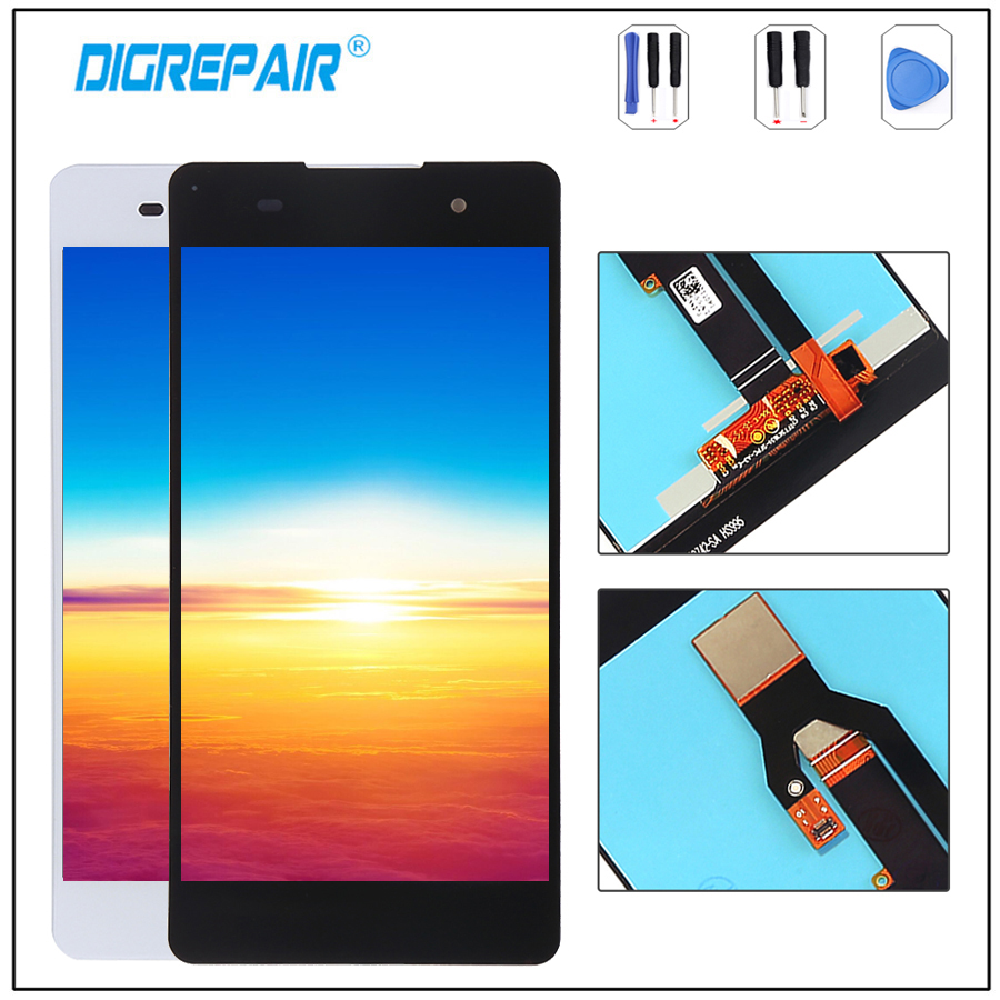 Tablet Lcds & Panels Search For Flights 100% Tested New Lcd Display+touch Screen Digitizer Assembly Forlenovo Yoga Tablet 2 1050 1050l 1050f Free Tools Free Shipping Tablet Accessories