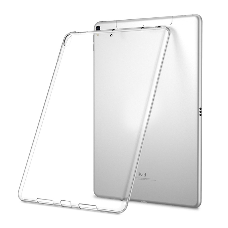 Tablet For Ipad Pro 12.9 Inch Case Slim Crystal Clear TPU Silicone Protective Back Cover For Ipad Pro 12.9 Inch Case