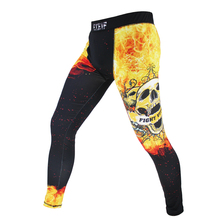 SUOTF ММА желтый Череп смерти Боксерские Шорты Муай Тай боксерские шорты Тигр Муай Тай Муай одежда тайская одежда бой Санда Муай