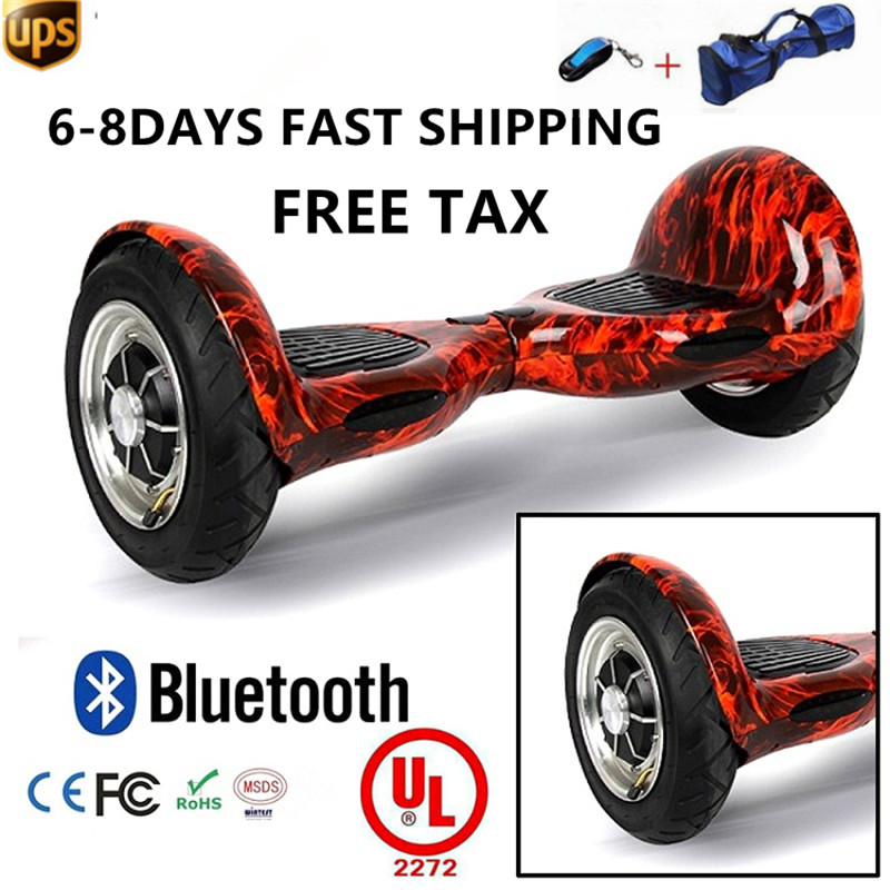 En stock électrique intelligent monocycle montagne volant Hoverboard planche à roulettes