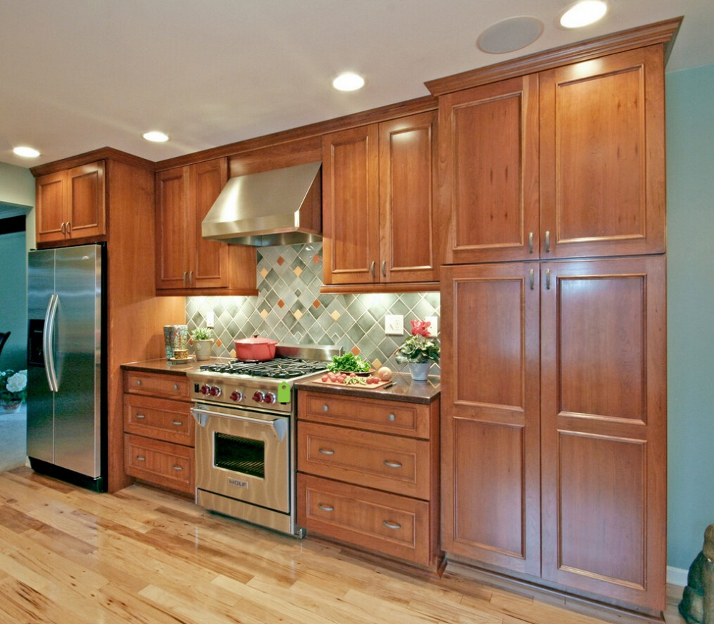 Wooden Kitchen Furniture Popular Wood Kitchen Furniture Buy Cheap Wood Kitchen Furniture