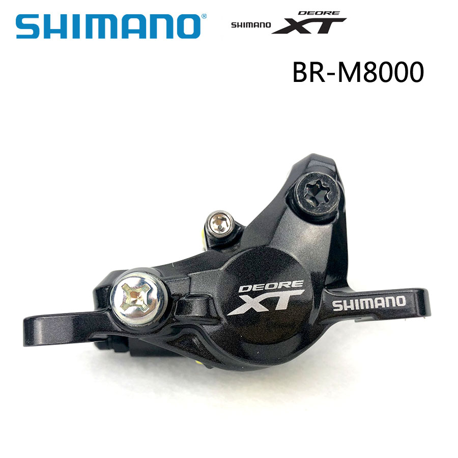 Shimano DEORE XT BR M8000 Brake Caliper MTB Include J02A Resin ICE TECH Pads G02A Resin