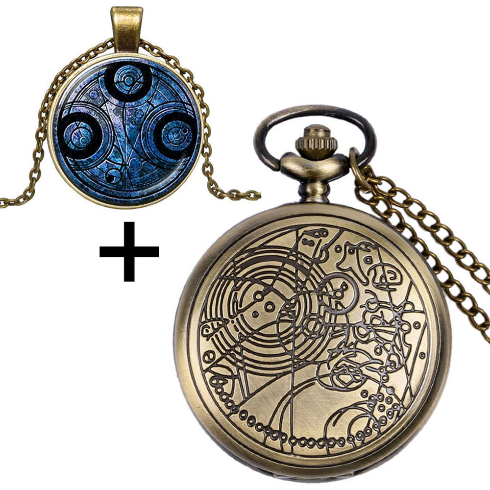 key watch alice wonderland necklace watches in pocket