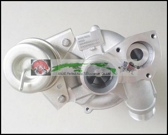 Turbo K03 53039880120 53039700120 For Peugeot 207 308 3008 5008 RCZ For Citroen DS 3 C4 2005- EP6DT EP6CDT 1.6L THP Turbocharger