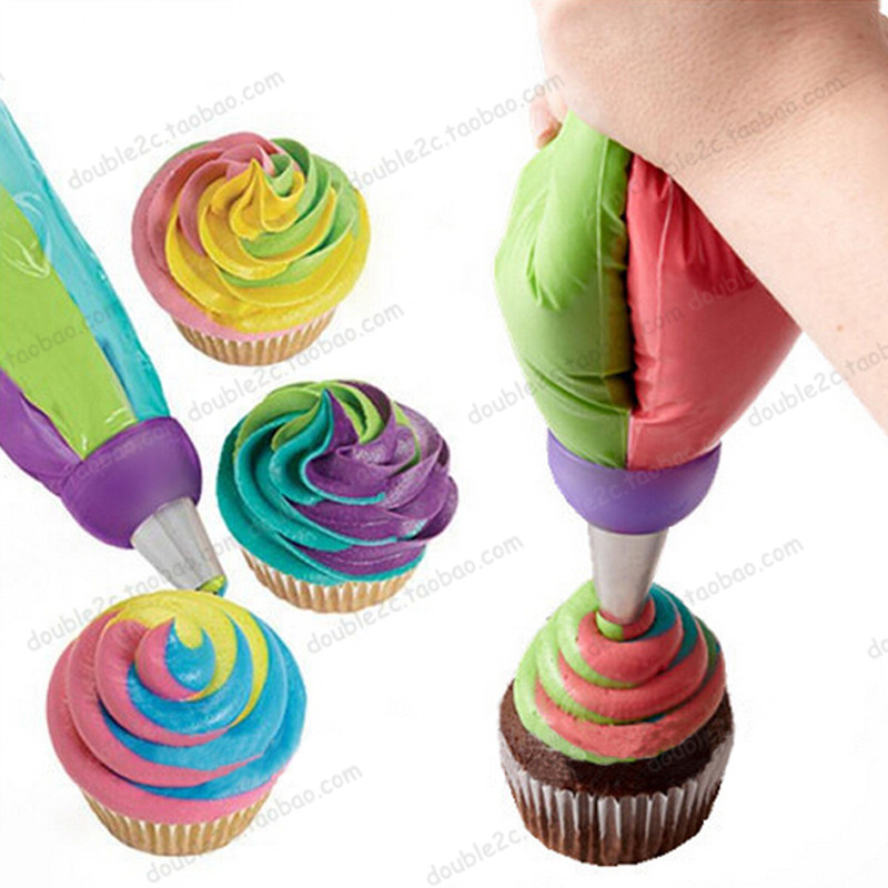 3 farb kuchen
