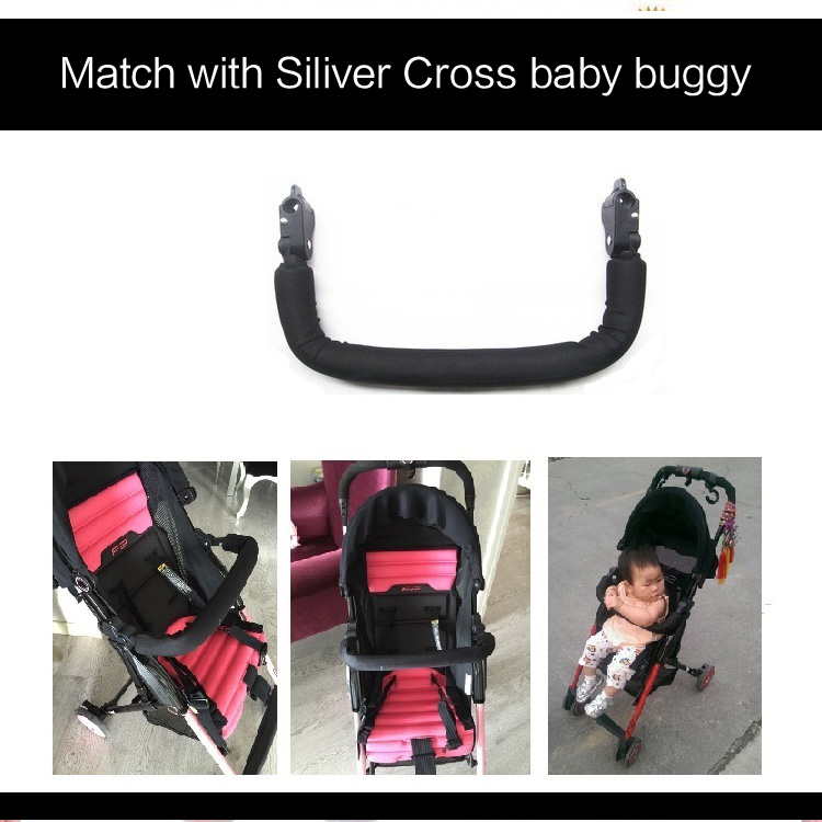 Goodbaby Comb Baby Stroller Armrest Bumper Bar Baby Carriages Rear Bag Armrest Baby Carriers Accessories(China (Mainland))