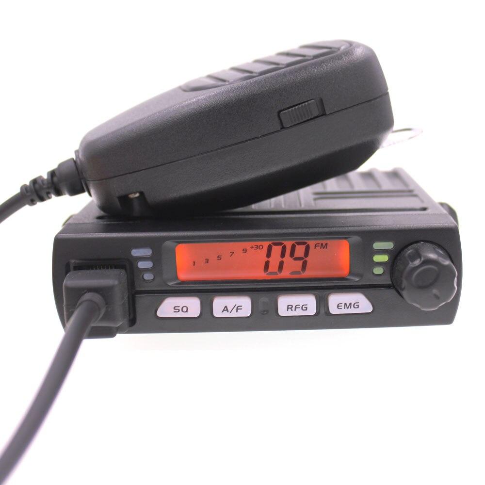 Ultra Compact AM/FM Mini Mobie CB Radio 26MHz 27MHz 10 Meter Amateur Car radio Station CB-40M Citizen Band Radio