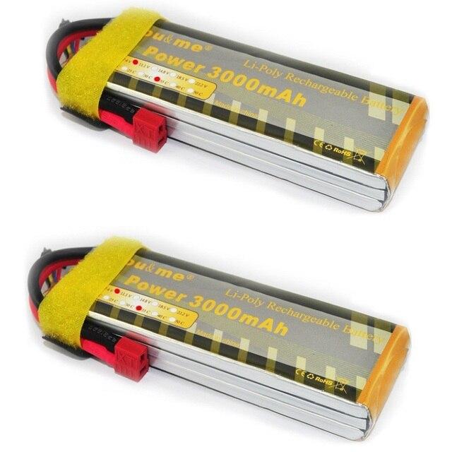 2 шт./лот Вы & me 35C 3000 мАч 3 S 11.1 В lipo батареи batteria akku пакеты аккумуляторы rchelicopters