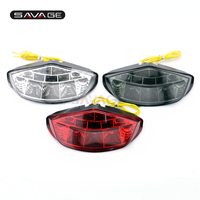 Tail Light For DUCATI MONSTER 659 696 795 796 1100/S/EVO Motorcycle Accessories Integrated LED Turn Signal Blinker Assembly