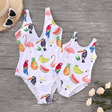 Family Swimsuits Mommy and Me Clothes Mother Daughter Swimwear Family Matching Outfits Look Mom Mum and Girl Bathing Suits Dress family swimsuits mommy and me clothes mother daughter swimwear floral bathing suits mom girls matching outfits bikini dress look