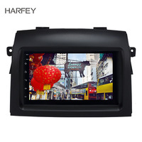 Harfey Android 8.1 Car Radio Multimedia Player For Toyota Sienna 2004 2005 2006 2007 2008 2009 2010 2din Stereo GPS Navigation