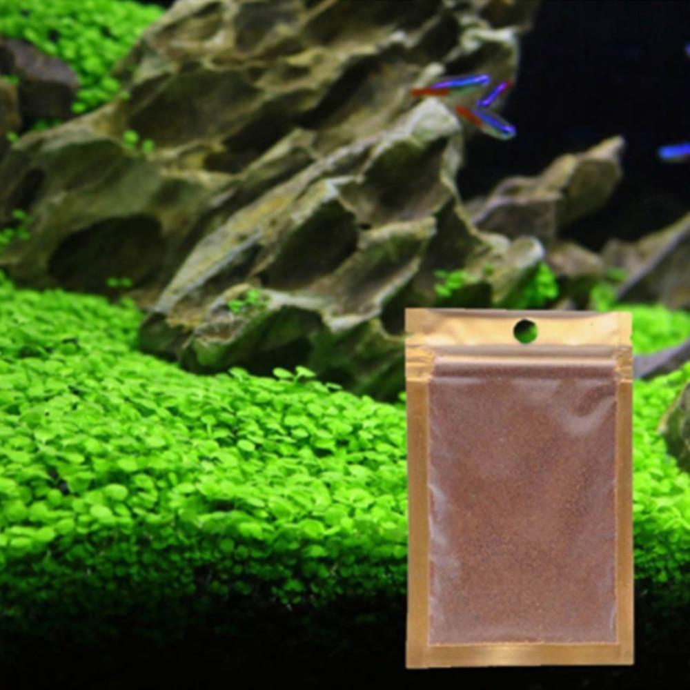 5bags Aquarium Grass Seeds Water Aquatic Green Bonsai Decoration Easy Planting Fish Tank Indoor Live Plants Landscape Ornamental