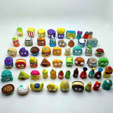 20-200PCS/Lot O for U Shopping Original The Grossery Gang Mini Action Toys Figures Popular Kid Playing Model Dolls Gift