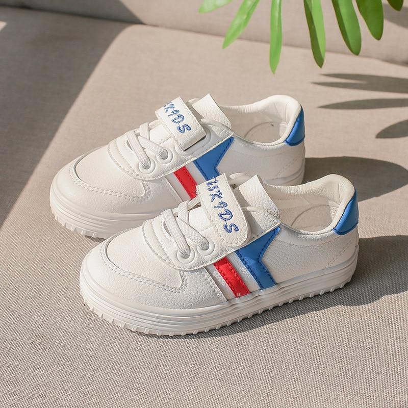 Children sports shoes boy kindergarten school loafer tenis toddler girl running kids sneakers 26 27 28 29 30 31 32 33 34 35 3637 цена