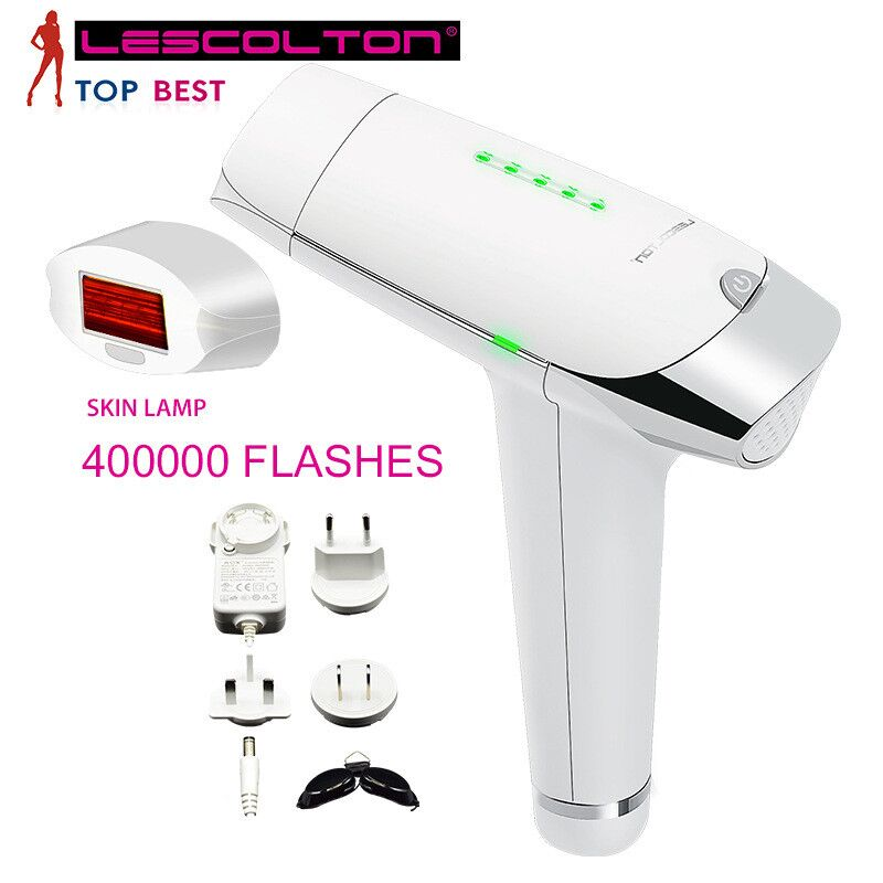 Image 3 - Lescolton T009 1300000times depiladora Laser Hair Removal Machine Laser Epilator Hair Removal Bikini Trimmer Electric epilator-in Epilators from Home Appliances