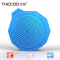 THECOO Patent Portable Subwoofer Waterproof Shower Wireless Bluetooth Speaker Car Handsfree Receive Call  Mic For SamsungiPhone