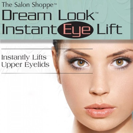 Dream Look Instant Eye Lift Double Eyelid 64pcs sticker with eye lift gel Invisble Eyelid Strip