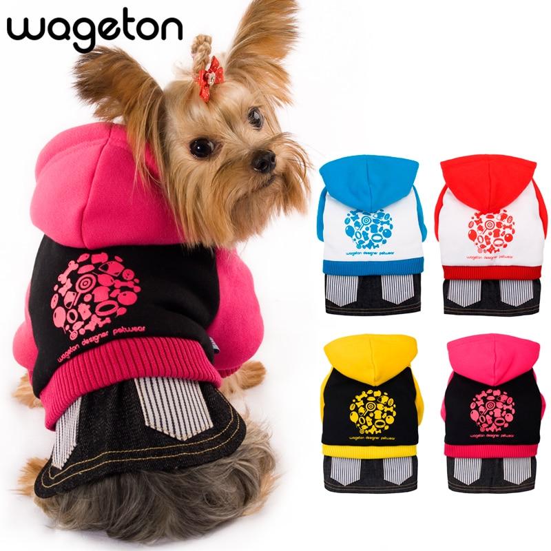 Veshja e nxehtë Veshje WAGETON Qeni Veshjet e dimrit me shumicë dhe - Produkte për kafshet shtëpiake - Foto 1