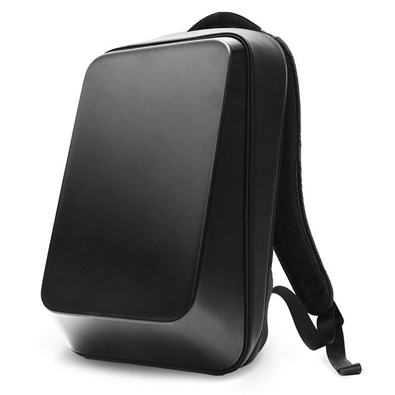 Business Adjustable Shoulder Bag Widened Shoulder Strap 180 Degree Opening And Closing S Type Water Resistance Backpack