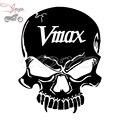 Бесплатная доставка VMAX логотип череп наклейка fender decal наклейки топливного бака для VMAX12 VMAX17 VMAX 1200 1700
