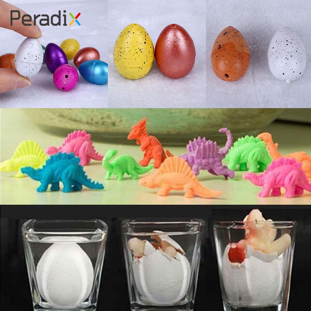 Hatching Growing Dinosaur Dino Eggs Add Water Magic Cute Children Kid Toy Gift