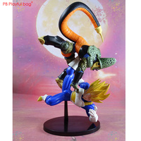 Dragon Z Vegeta&Cell model figure PVC model Action figure Anime fans collections Children gifts Christmas gifts HC90