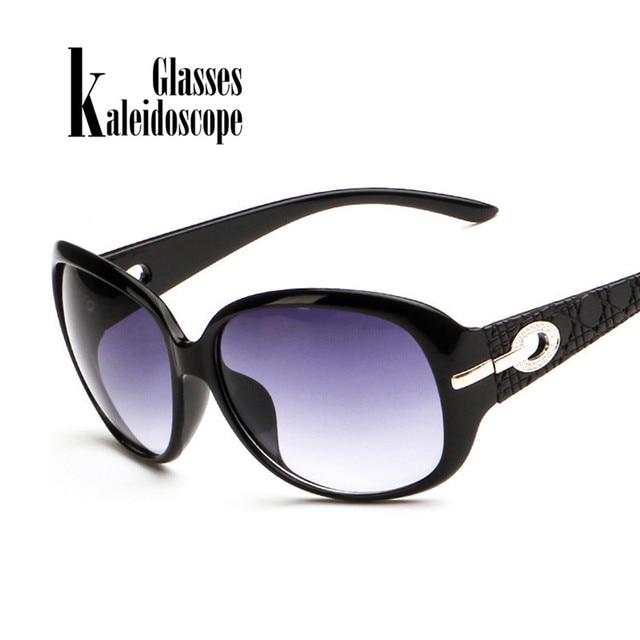 Vintage Fashion Hollow Frame Oversized Sungasses For Women High-end New Brand Female Sun Glasses Eyewears 3